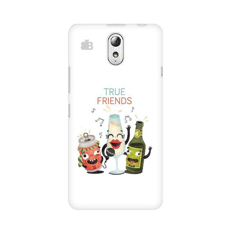 True Friends Lenovo Vibe P1M Phone Cover