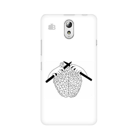 Weaving Brain Lenovo Vibe P1M Phone Cover