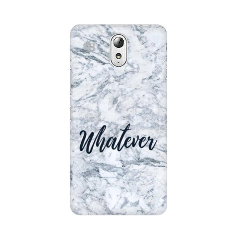 Whatever Lenovo Vibe P1M Phone Cover