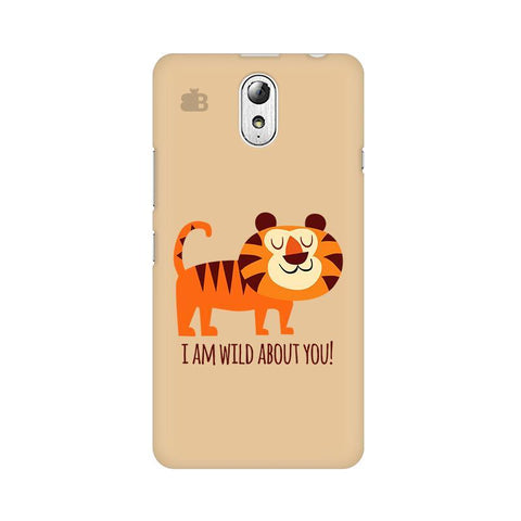 Wild About You Lenovo Vibe P1M Phone Cover