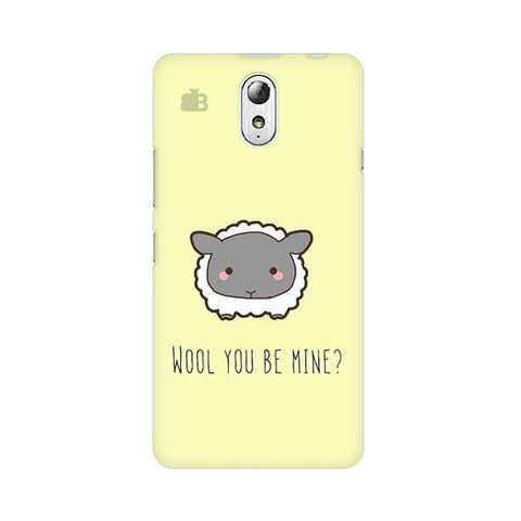 Wool Lenovo Vibe P1M Phone Cover