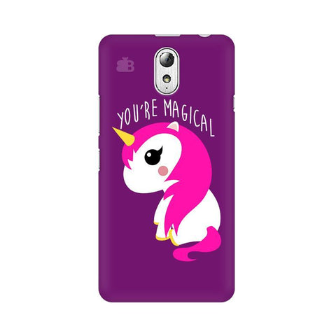 You're Magical Lenovo Vibe P1M Phone Cover