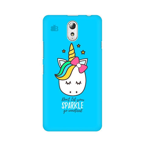 Your Sparkle Lenovo Vibe P1M Phone Cover