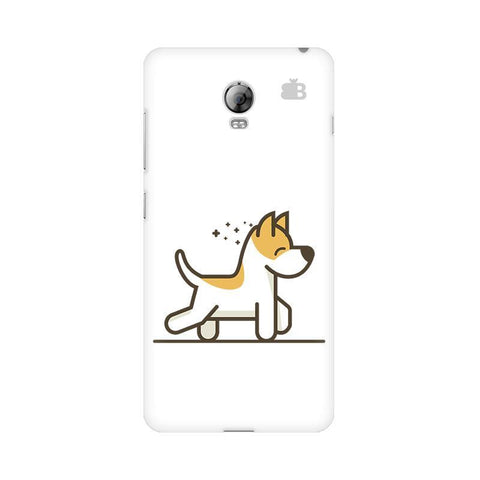 Happy Puppy Lenovo Vibe P1 Phone Cover