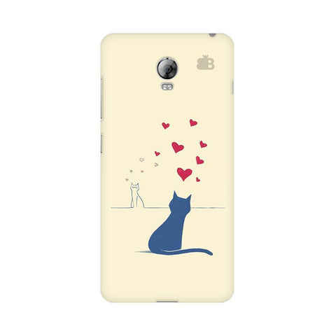 Kitty in Love Lenovo Vibe P1 Phone Cover