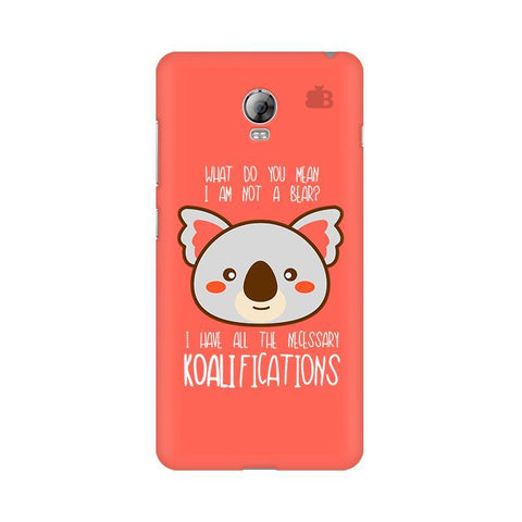 Koalifications Lenovo Vibe P1 Phone Cover
