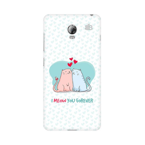 Meow You Forever Lenovo Vibe P1 Phone Cover