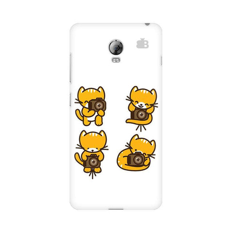 Photographer Kitty Lenovo Vibe P1 Phone Cover