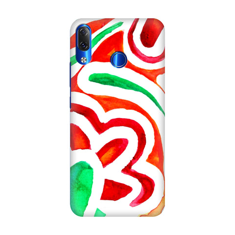 Batic Art Lenovo Z5 Cover