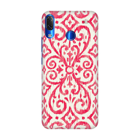 Bright Ikat Art Lenovo Z5 Cover
