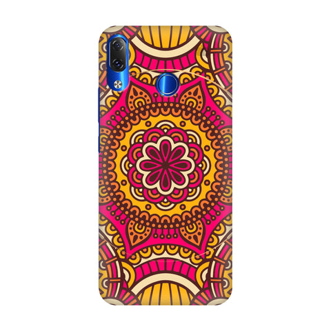 Colorful Ethnic Art Lenovo Z5 Cover