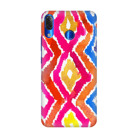 Colorful Ikat Lenovo Z5 Cover