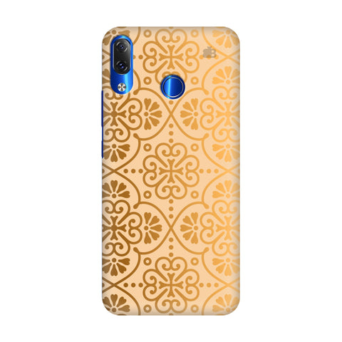 Ethnic Gold Ornament Lenovo Z5 Cover