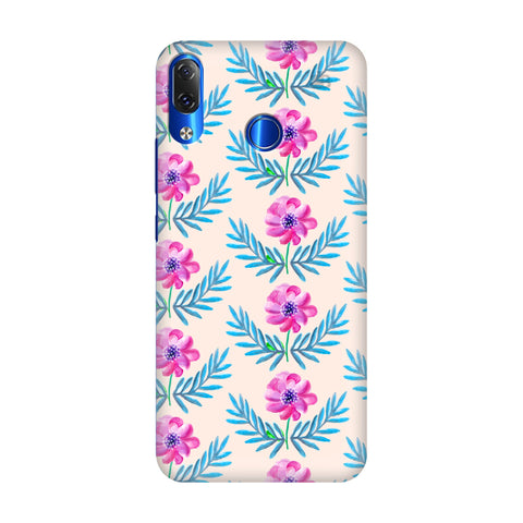 Pink Watercolor Pattern Lenovo Z5 Cover