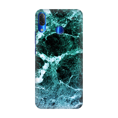Sea Marble Lenovo Z5 Cover