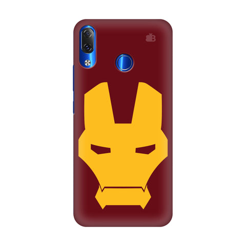 Superhero Mask Lenovo Z5 Cover