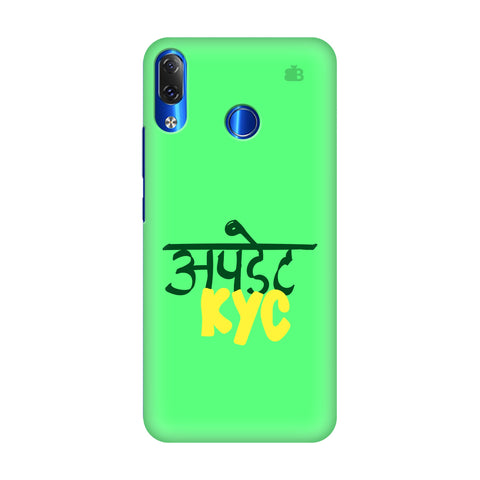 Update KYC Lenovo Z5 Cover