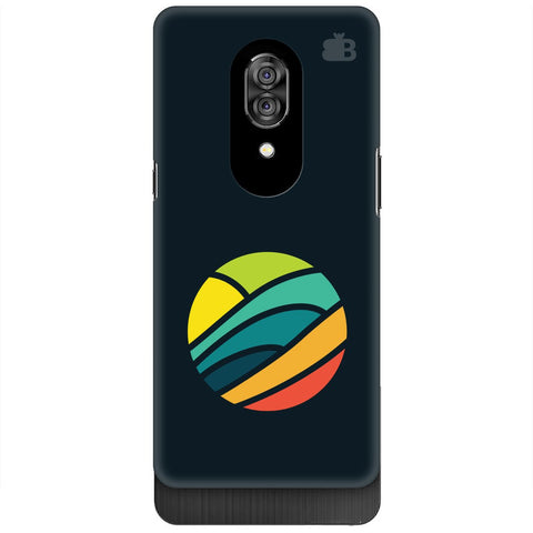 Abstract Circle Lenovo Z5 Pro Cover