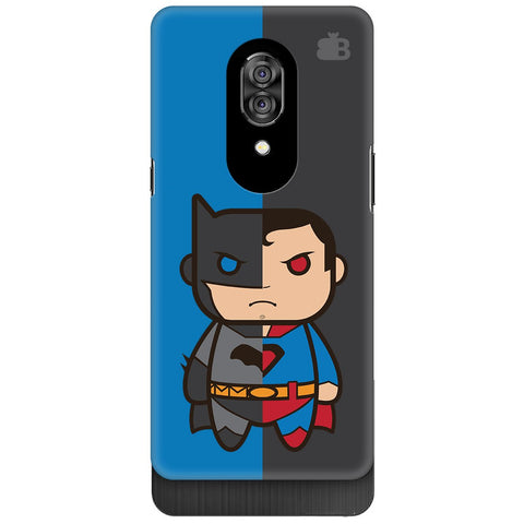 Cute Superheroes Annoyed Lenovo Z5 Pro Cover