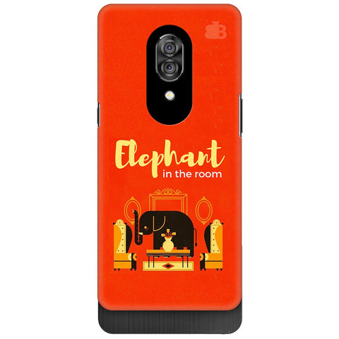 Elephant in the room Lenovo Z5 Pro Cover