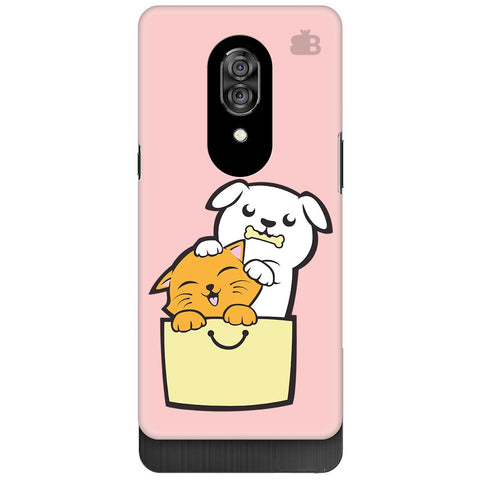 Kitty Puppy Buddies Lenovo Z5 Pro Cover