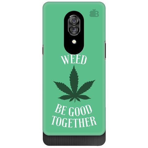 Weed be good Together Lenovo Z5 Pro Cover