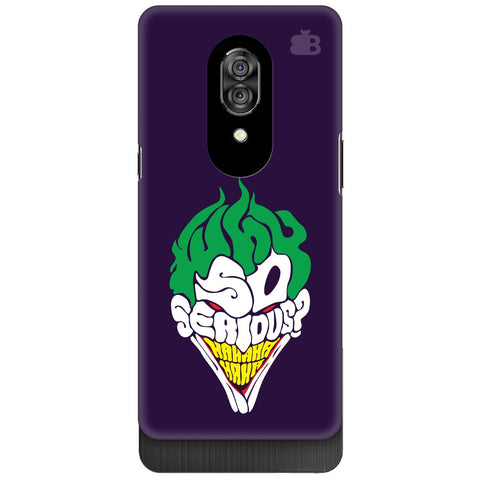 Why So Serious Lenovo Z5 Pro Cover