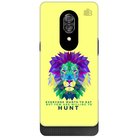 Willing to Hunt Lenovo Z5 Pro Cover