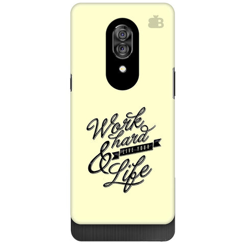 Work Hard Lenovo Z5 Pro Cover