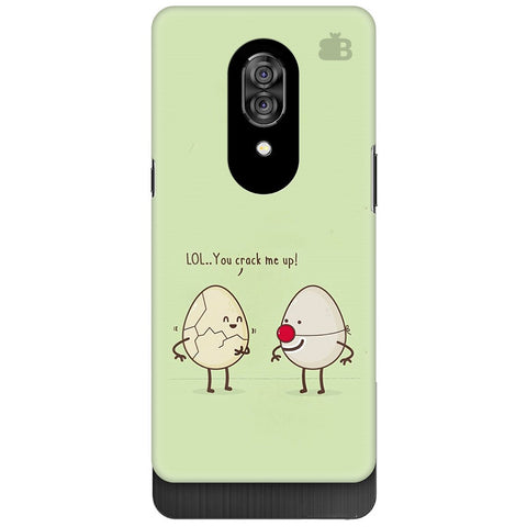You Crack me up Lenovo Z5 Pro Cover