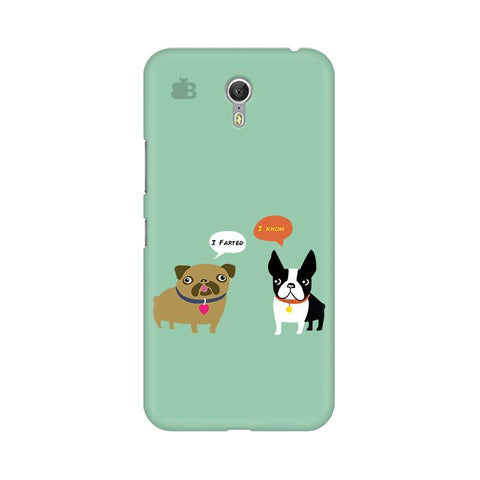 Cute Dog Buddies Lenovo Zuk Z1 Phone Cover