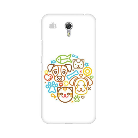 Cute Pets Lenovo Zuk Z1 Phone Cover
