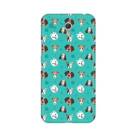 Doggie Pattern Lenovo Zuk Z1 Phone Cover