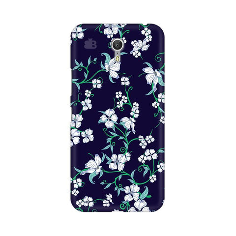 Dogwood Floral Pattern Lenovo Zuk Z1 Phone Cover