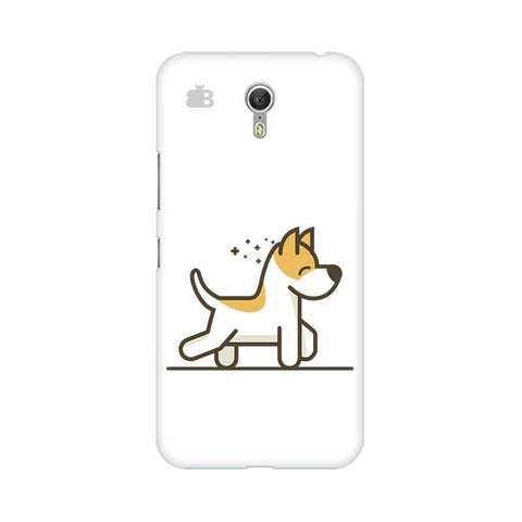 Happy Puppy Lenovo Zuk Z1 Phone Cover