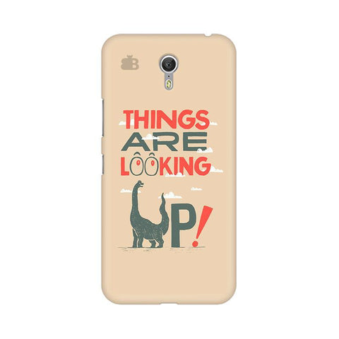 Things are looking Up Lenovo Zuk Z1 Phone Cover