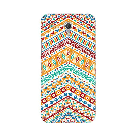 Wavy Ethnic Art Lenovo Zuk Z1 Phone Cover