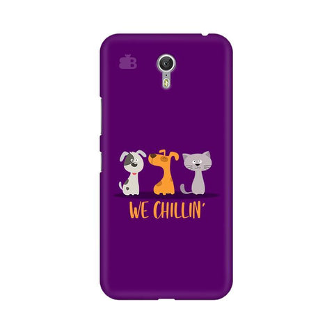 We Chillin Lenovo Zuk Z1 Phone Cover