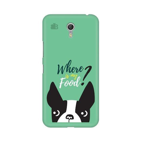 Where is my Food Lenovo Zuk Z1 Phone Cover