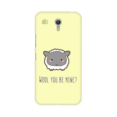 Wool Lenovo Zuk Z1 Phone Cover