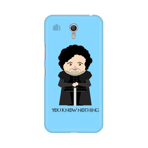 You Know Nothing Lenovo Zuk Z1 Phone Cover