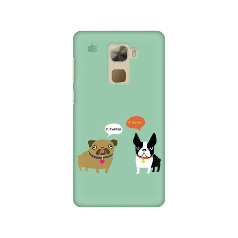 Cute Dog Buddies Letv 3s Pro Phone Cover