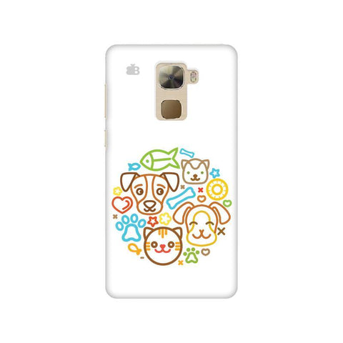 Cute Pets Letv 3s Pro Phone Cover