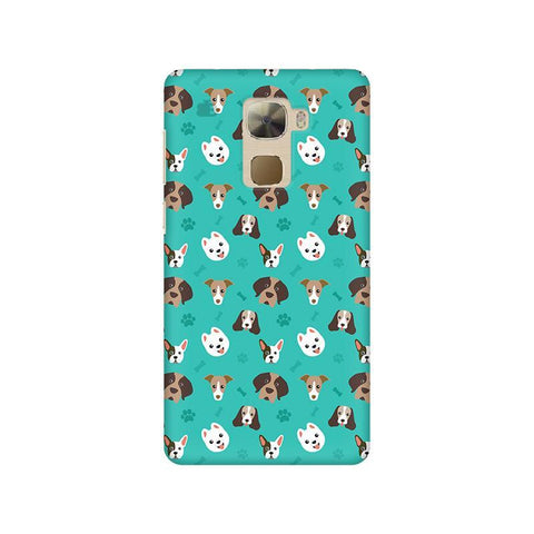 Doggie Pattern Letv 3s Pro Phone Cover