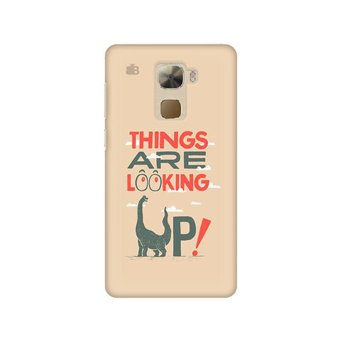 Things are looking Up Letv 3s Pro Phone Cover