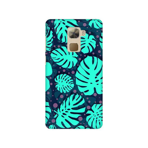 Tropical Leaves Pattern Letv 3s Pro Phone Cover