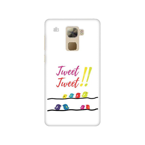 Tweet Tweet Letv 3s Pro Phone Cover