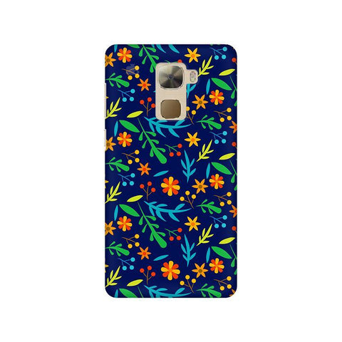 Vibrant Floral Pattern Letv 3s Pro Phone Cover