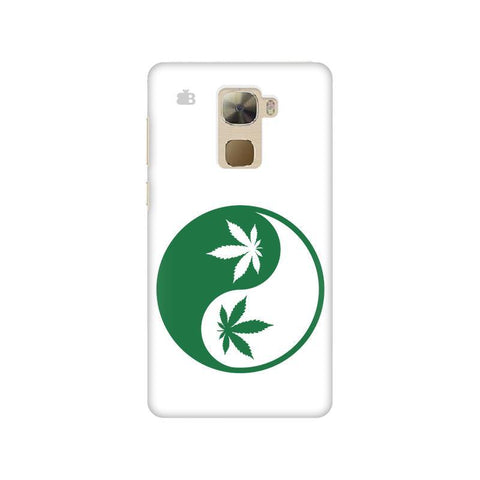 Weed Yin Yang Letv 3s Pro Phone Cover