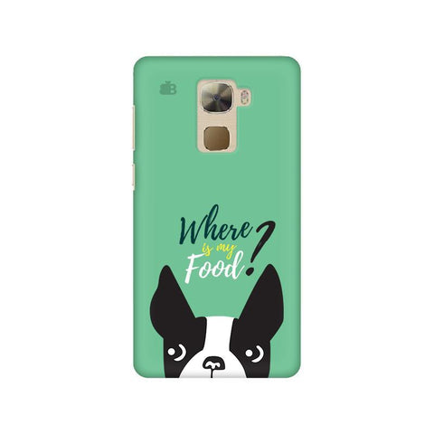 Where is my Food Letv 3s Pro Phone Cover